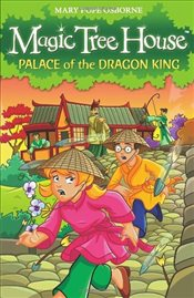 Magic Tree House 14 : Palace of the Dragon King - Osborne, Mary Pope
