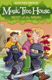 Magic Tree House 5 : Night of the Ninjas - Osborne, Mary Pope