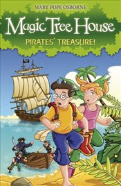 Magic Tree House 4 : Pirates Treasure! - Osborne, Mary Pope