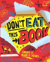 Dont Eat This Book - Sinden, David