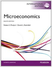 Microeconomics 8e PIE Access Card - Pindyck, Robert S.