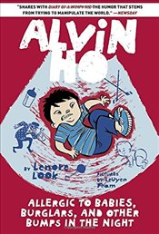 Alvin Ho : Allergic to Babies Burglars and Other Bumps in the Night - Look, Lenore