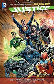 Justice League Volume 5 HC : The New 52 - Johns, Geoff