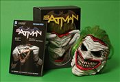 Batman : Death of the Family Mask and Book Set - Snyder, Scott