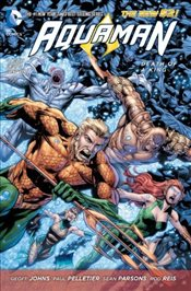 Aquaman Volume 4 : Death of a King TP : The New 52 - Johns, Geoff