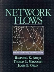 Network Flows 1E : Theory, Algorithms, and Applications  - Ahuja, Ravindra K.