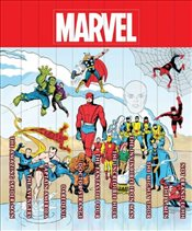 Marvel Famous Firsts : 75th Anniversary Masterworks Slipcase Set - Lee, Stan