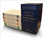 Art of Computer Programming: Volumes 1-4a (Box Set) - Knuth, Donald E.
