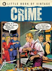 Little Book of Vintage Crime - Pilcher, Tim