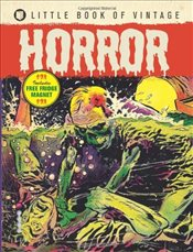 Little Book of Vintage Horror - Pilcher, Tim