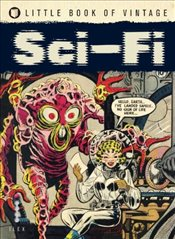 Little Book of Vintage Sci-Fi - Pilcher, Tim