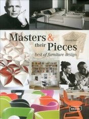 Masters & their Pieces - best of furniture design - Roth, Manuela