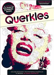 Querkles : A Puzzling Colour-by-Numbers Book - Pavitte, Thomas