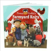 Fiona Gobles Farmyard Knits Book -