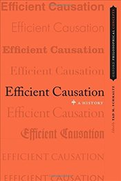 Efficient Causation : A History  - Schmaltz, Tad M.