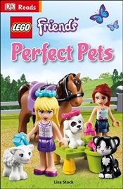 LEGO® Friends Perfect Pets - Stock, Lisa