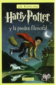 Harry Potter y la piedra filosofal : Harry Potter and the Sorcerers Stone - Rowling, J. K.