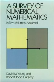 Survey of Numerical Mathematics : Vol 2 - Young, David M.