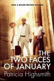 Two Faces of January - Highsmith, Patricia