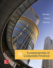 Fundamentals of Corporate Finance 8e : with Connect Plus - Brealey, Richard A.