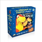 Dinosaur That Pooped A Planet : Book & Toy Boxset - Fletcher, Tom
