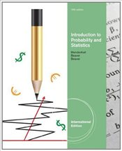 Introduction to Probability and Statistics (International Edition) - Mendenhall, William