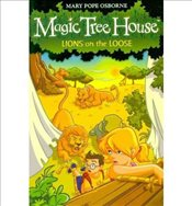 Magic Tree House 11 Lions on the Loose by Osborne, Mary Pope ( Author ) ON Feb-05-2009, Paperback - Osborne, Mary Pope