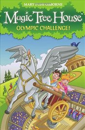 Magic Tree House 16 : Olympic Challenge! - Osborne, Mary Pope