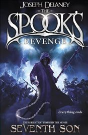 Spooks Revenge : The Wardstone Chronicles Book 13 - Delaney, Joseph