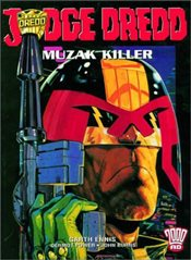 Judge Dredd: Muzak Killer (2000 AD Presents) - Ennis, Garth