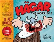 Hagar the Horrible: The Epic Chronicles: The Dailies 1973-1974 - BROWNE, DIK