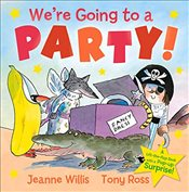 Were Going to a Party! - Willis, Jeanne