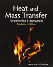 Heat and Mass Transfer 5e (in SI Units) - Çengel, Yunus