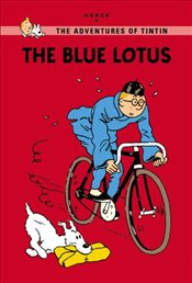 Blue Lotus : Tintin Young Readers Editions - Herge,