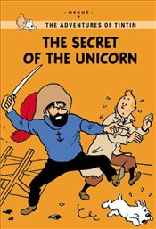 Secret of the Unicorn : Tintin Young Readers Editions - Herge,