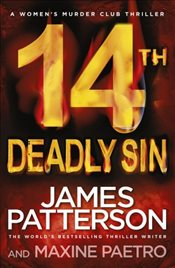 14th Deadly Sin : Womens Murder Club 14 - Patterson, James