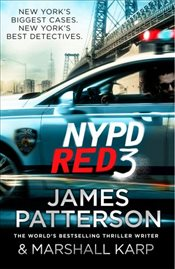 NYPD Red 3 - Patterson, James