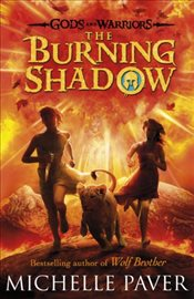 Burning Shadow   - Paver, Michelle