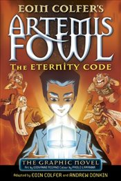 Artemis Fowl : The Eternity Code Graphic Novel  - Colfer, Eoin