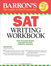 SAT Writing Workbook - Ehrenhaft, George