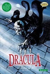 Dracula : Graphic Novel - Quick Text (British English) - Stoker, Bram