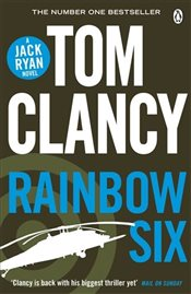 Rainbow Six (Jack Ryan 10) - Clancy, Tom