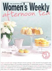Afternoon Tea (The Australian Womens Weekly Essentials) - Weekly, Australian Womens
