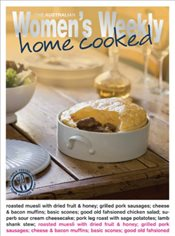 Home Cooked (The Australian Womens Weekly Essentials) - Weekly, The Australian Womens