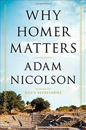 Why Homer Matters - Nicolson, Adam
