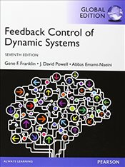 Feedback Control of Dynamic Systems 7e Global Edition - FRANKLIN, GENE