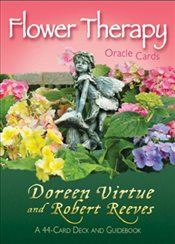 Flower Therapy Oracle Cards - Virtue, Doreen