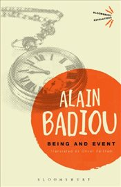 Being and Event - Badiou, Alain