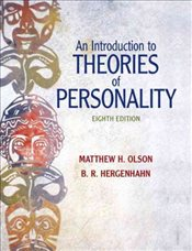 Introduction to Theories of Personality - Hergenhahn, B. R.