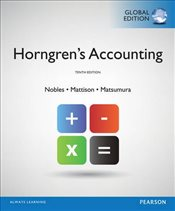Horngrens Accounting 10e (ŞİFRESİZ) - Nobles, Tracie
